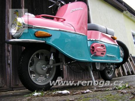 Renovace motocykl garl k fotoalbum motocykly z 175 for 44 175